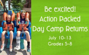 Action Packed Day Camp