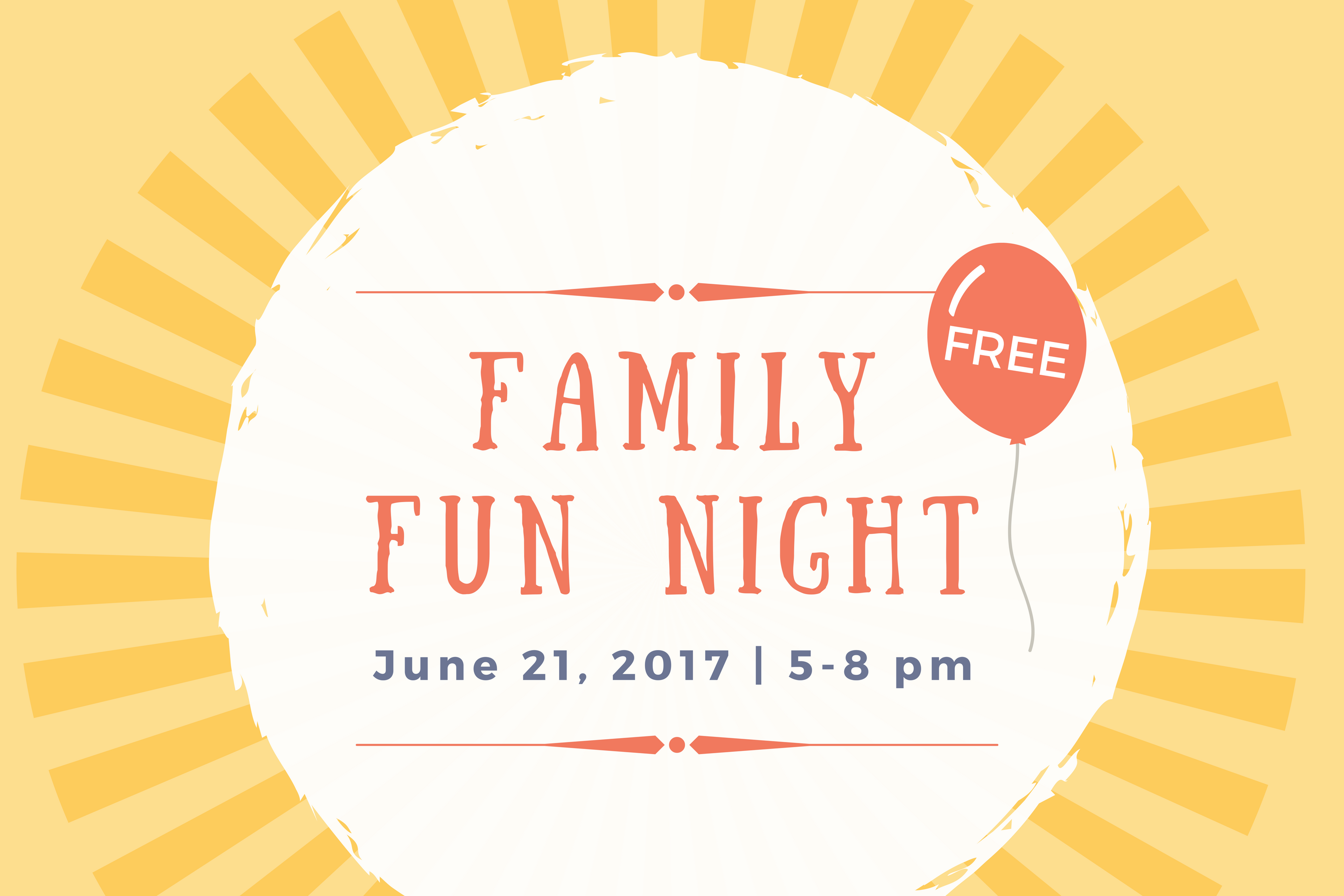Family Fun Night 2017 feature
