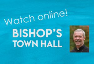 Watch the Bishop's Town Hall
