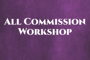 All Commission Meeting