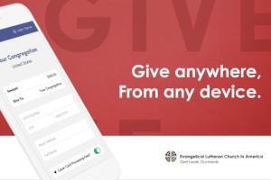 Giving just got easier