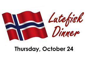 Lutefisk Dinner 2019