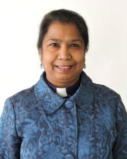 Pastor Nirmala Reinschmidt