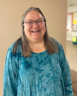 Pastor Cheryl Indehar
